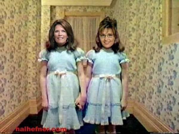 Bachmann Palin