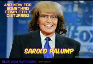 Donald Trump Palin