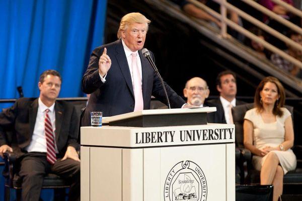 Liberty Trump