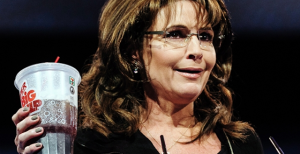 Palin Teabagging