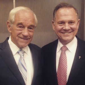 Roy Moore Ron Paul