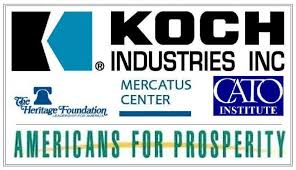 mercantus center and Koch Industries1
