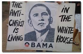 Obama Anti Christ