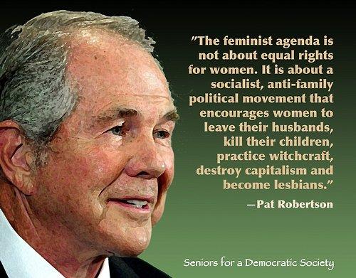 Pat Roberson