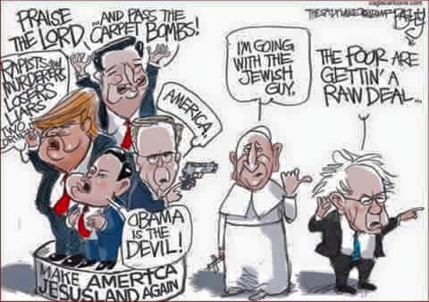 Pope Sanders