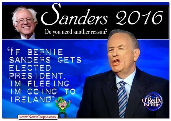 Sanders O'Reily