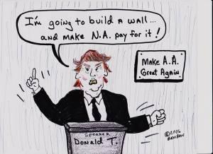 Trump NA AA