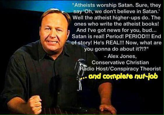 Alex Jones Christian
