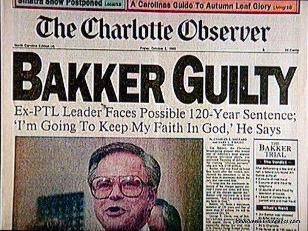 Jim Bakker prison