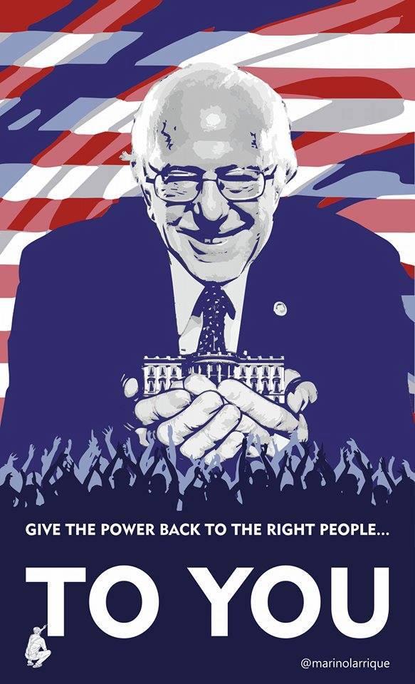 Bernie 2 U