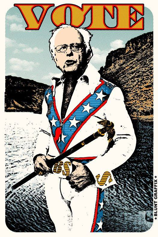 Bernie Vote