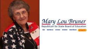 Mary Lou Bruner