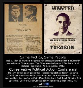 Obama John Birch Society