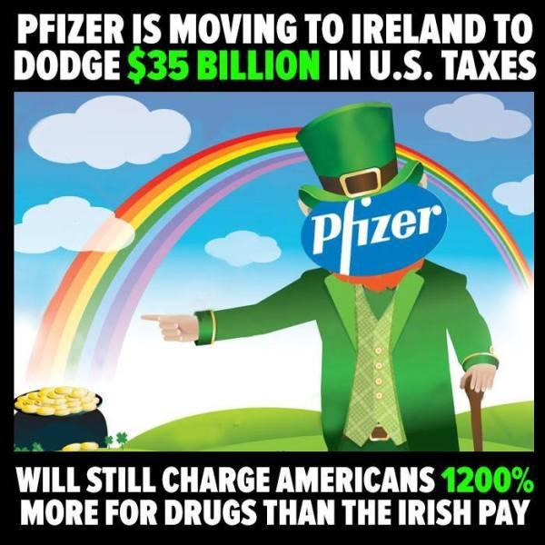 Pfizer Ireland