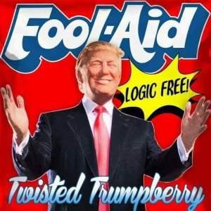 Trump Fool aid
