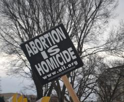 Abortion Homacide