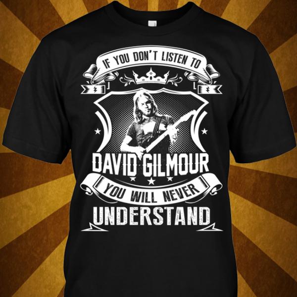 David Gilmore Pink Floyd