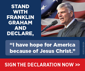 Franklin Graham Jesus