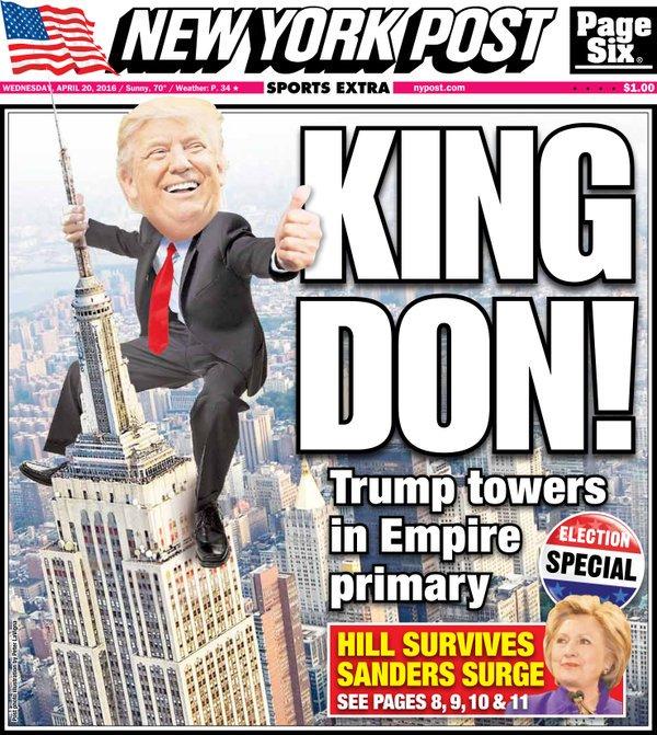 King Trump