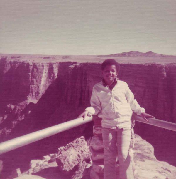 Obama Grand Canyon