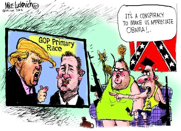 Obama Trump Cruz