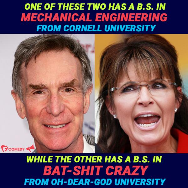 Palin Nye