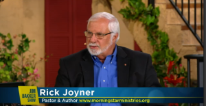 Rick Joyner on Jim Bakker