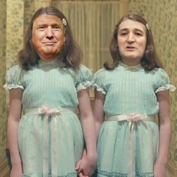 Trum[ Cruz Sisters
