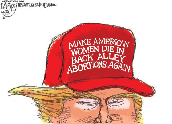 Trump Abortion Hat