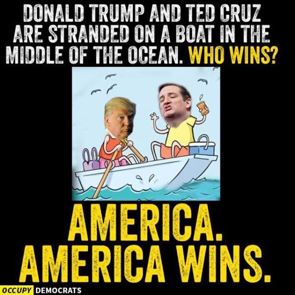 TrumpCruz America Wins