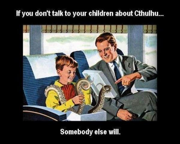 Ctuluthu Children