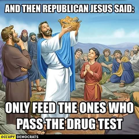 Drug Test Jesus