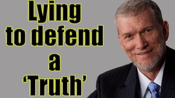 Ken Ham Lying