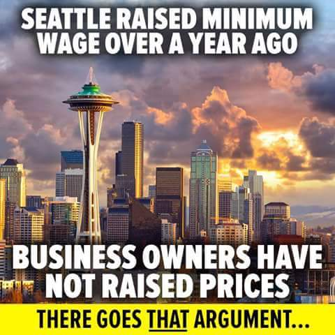 Min Wage Seatle