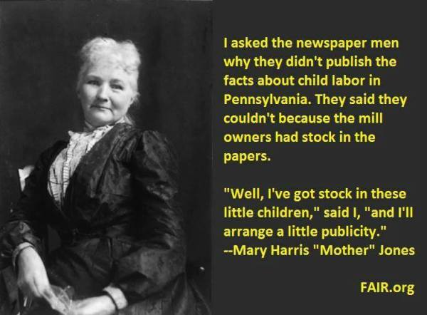 Mother Jones Stock