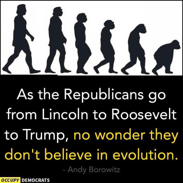 Republican Evolution