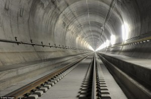 The Gotthard Base Tunnel (2)
