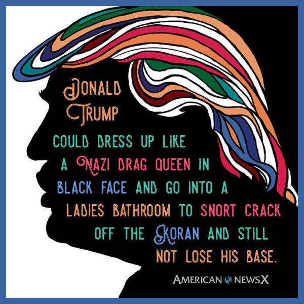 Trump Cracka