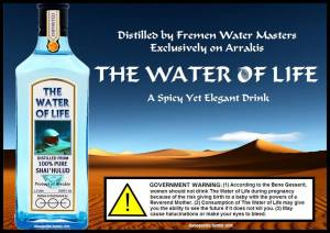 Water of Life Dune