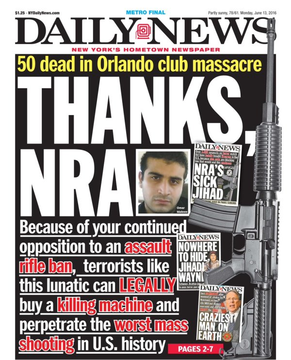 Daily Mail NRA