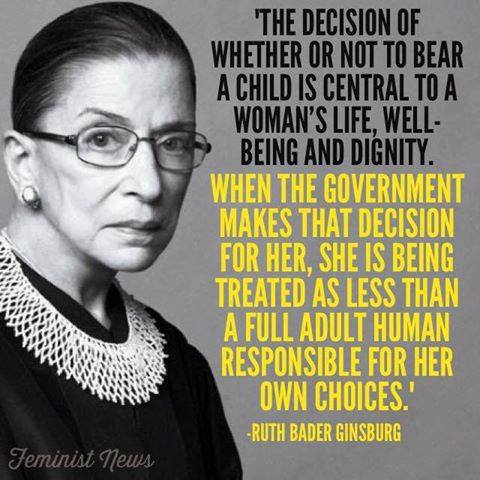 Ginsburg Abortion