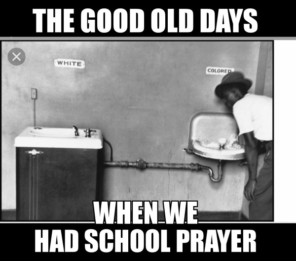 Good Old Prayer