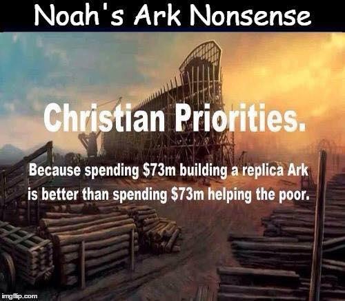 Ham Creatioism Noah