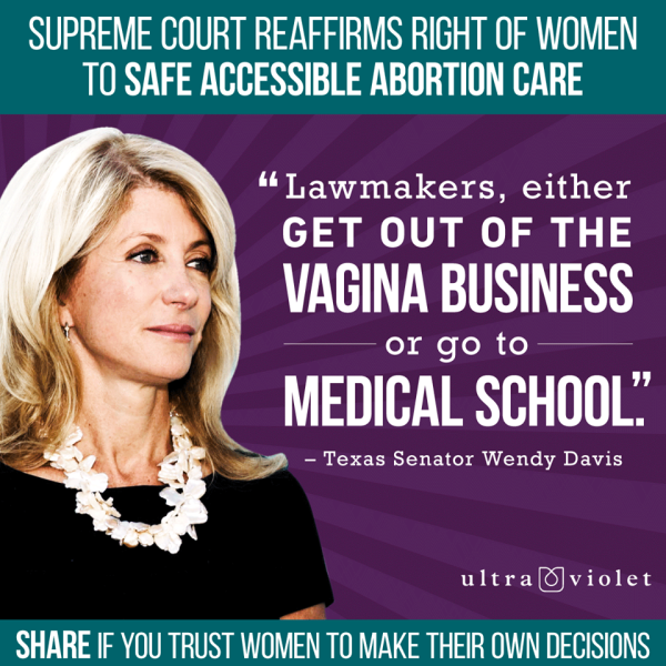 Wendy Davis vagina Business