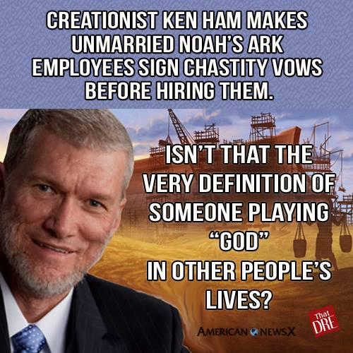 Ken Creationist Han