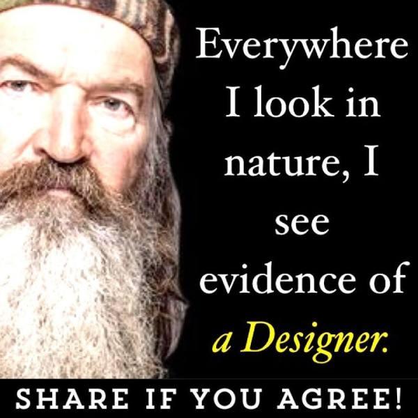 Phil Robertson Designer