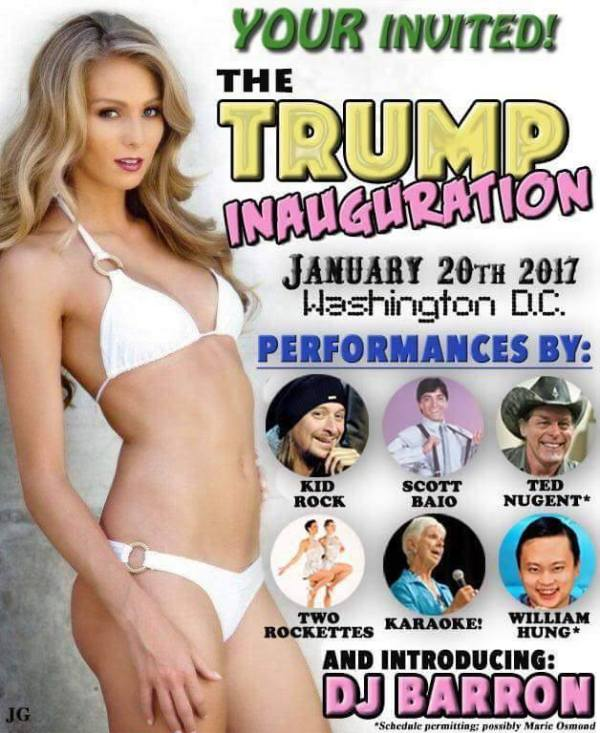trump-inagaration