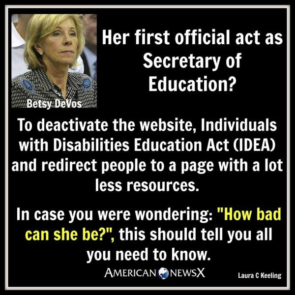 devos-disabilities