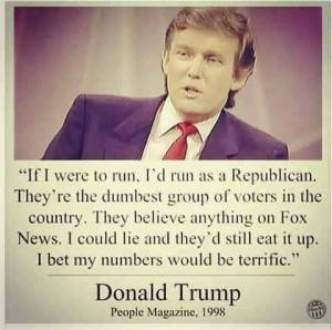 donald-dumb-voters-trump